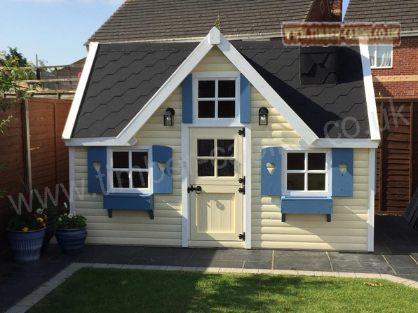 The Snowdrop Play House